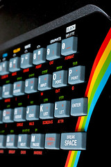 the 4-colour band rules! (Alessandro Grussu) Tags: home canon vintage computer 1982 spectrum retro computing 5d clive sinclair zx microcomputer retrogaming retrocomputing heimcomputer