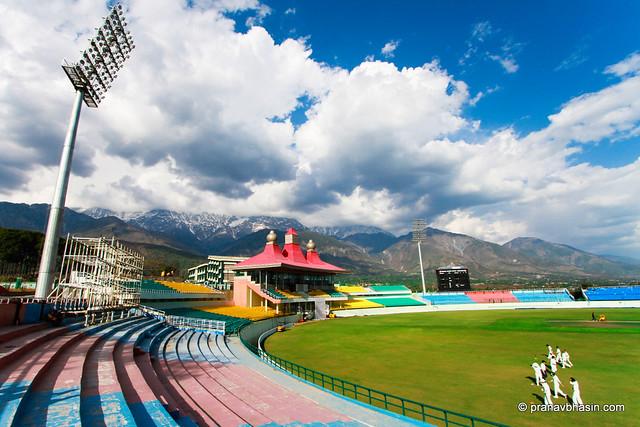 HPCA, Dharamshala Cricket Stadium