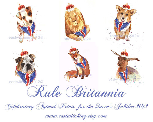 rule britannia collection