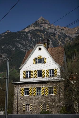 Old House at Fluelen