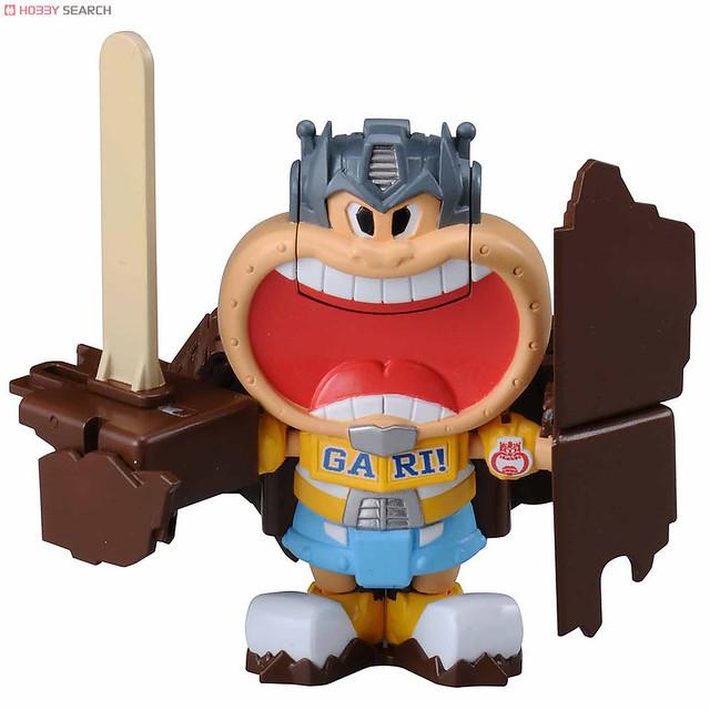 ガリロボ君 可變型的冰棒君