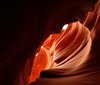 In the womb of beauty, near Page, Arizona (Robyn Hooz) Tags: light arizona orange canon reserve sigma wideangle canyon erosion lower navajo navajoland ventre luce antilope womb arancione gola basso 600d erosione grandagolo 1020exhsm