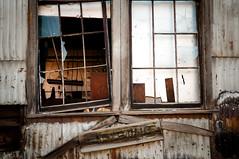 broken windows (Sam Scholes) Tags: old windows building abandoned broken window glass digital utah nikon rust mine industrial decay mining warehouse rusted smashed coal hiawatha d300 kingcoal kingmine usfco unitedstatesfuelcompany