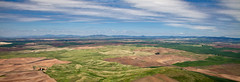 Steptoe Butte (Stephen P. Johnson) Tags: landscape washington butte farming places fields palouse steptoe 201205300041