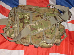 mtp grab bag (militaria collector) Tags: bag grab mtp multiterrainpattern mtpgrabbag