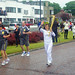 Michelle Armstrong Whitley Bay Olympic Torch