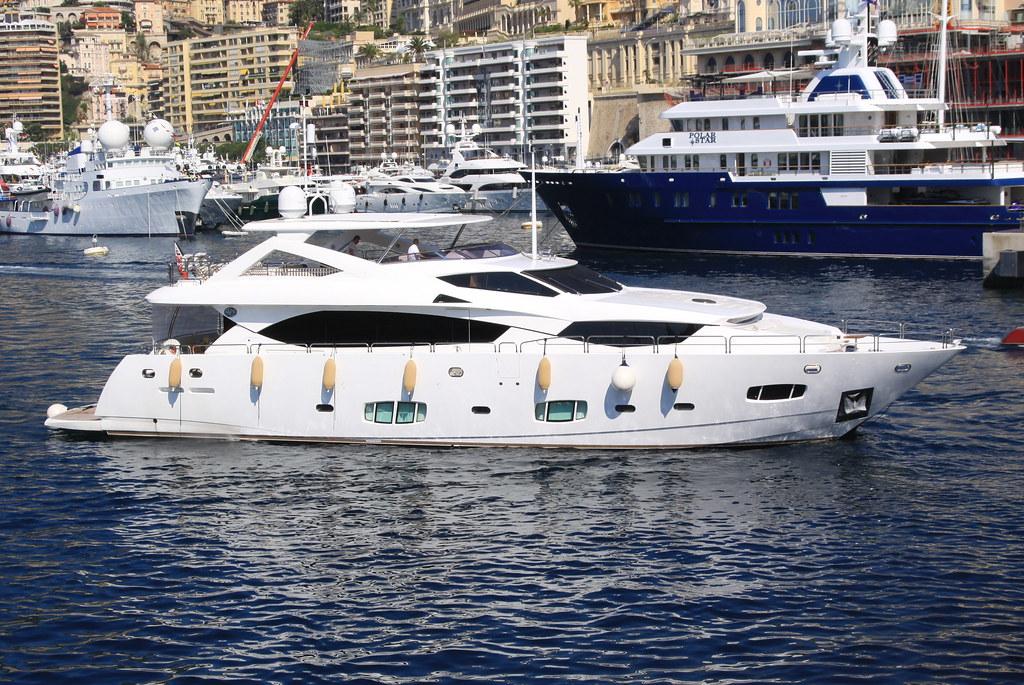 Tuppence (Sunseeker 30 Metre Yacht)