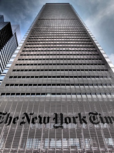 From flickr.com: The New York Times Building {MID-148278}