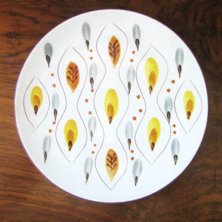 (Kultur*) Tags modern vintage design painted kultur plate retro & The World\u0027s most recently posted photos of pottery and stangl ...