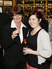 Dorethy and Laura Collins at the opening of Blackrock Cellar in Blackrock village