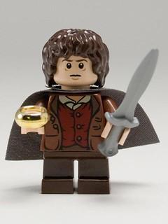LEGO樂高魔戒人偶實拍