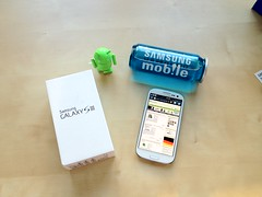 samsung galaxy s3 android test testbericht review touchwizux