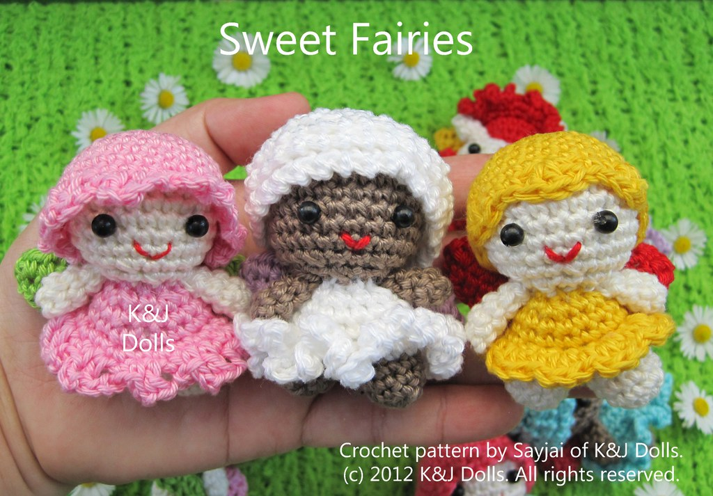 The Worlds Best Photos by K and J Dolls Amigurumi ...