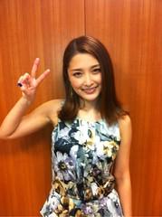  石川梨華  : 収録☆ #ishikawarika