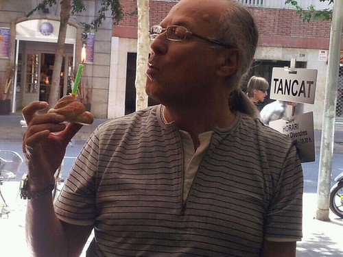 Hi everybody. Today is my 64 birthday. Please. I will lobe to follow all your pics. Send me a mail to say where I van meet toy again cfp@tinet.fut.es