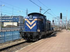 SM42-189 Lodz Kaliska (eu06pkp) Tags: poland rail railway locomotive intercity lodz pkp kaliska sm42