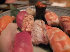 Sushi @ Kooki Tanuki (richardjpeabody) Tags: sushi sydney tanuki japanesefood newtown kooki