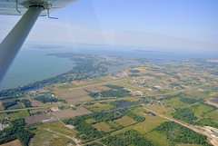 Goin' to the Islands (SkySNAPS Photography) Tags: ohio summer june flying nikon lakeerie aviation aerial greatlakes 162 cessna 2012 portclinton islandtour lsa generalaviation d3000 lakeerieislands skycatcher lightsportaviation kpcw aperture3 n444um