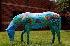 """Seahorse: The Next Generation"" (skippys1229) Tags: horse art students statue canon rebel seahorse publicart thenextgeneration ocala horsefever marioncounty hss horsestatue canonef24105mmf4lisusm ocalafl schoolhorse ocalaflorida marioncountyfl artprograms rebelt1i t1i canonrebelt1i sliderssunday horsefeverii horsefever10thanniversary"