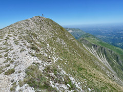 Escursionismo Sibillini - La cresta del Torrone