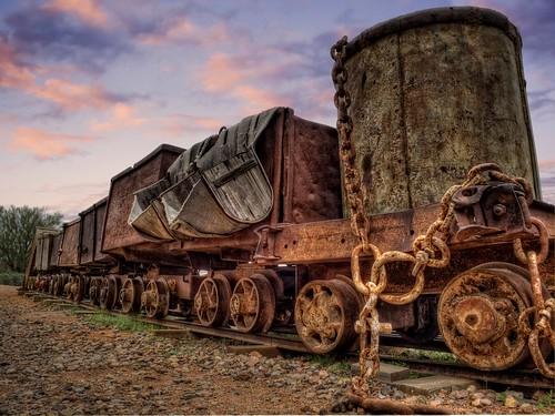 Abandoned Along the Apache Trail