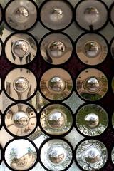 glas (na schau) Tags: fenster rund glas laxenburg