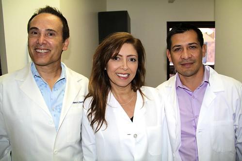 AHF LA Dental Ciinic Opening (12/6/13)