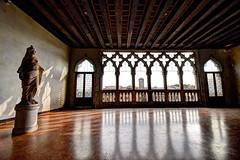Galleria Franchetti in Venice (ogawa san) Tags: venice italy art museum boat canal venezia  cadoro   galleriafranchetti