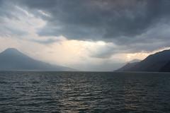 Lago Atitlan (loose-ends) Tags: lake lago grey guatemala atitlan lining