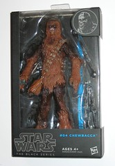 star wars the black series 6 inch action figures 2014 2015 blue packaging #04 chewbacca a new hope hasbro misb a (tjparkside) Tags: new blue 6 3 black four hope three pc friend inch fighter action scope bs 04 millennium solo bow weapon figure falcon packaging series sw piece tbs satchel iv figures mechanic episode ep han wookie chewbacca blaster wookies 2014 bandolier anewhope 2015 bowcaster