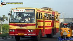 KSRTC KL-15-A-980 RPK 272 KNR From Madurai To Kannur (Dhiwakhar) Tags: kesrtc