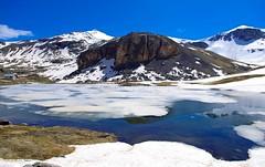 Petite vire du jour dans le Mercantour....... (Malain17) Tags: sky france nature colors alpes landscape photography europa pentax photographers lac paysage montagnes