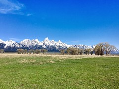 Grand Tetons, Kelly Wyoming (Rosa Say) Tags: kelly wyoming grandtetons jacksonhole mormonrow