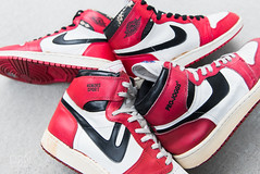 1985 Honor Sports, Pro-Joggs, & Chicago I's. (dunksrnice) Tags: