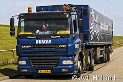 DAF CF85  NL  Duiker  'Metal & More' 160422-162-C4 JVL.Holland (JVL.Holland John & Vera) Tags: holland netherlands truck canon europe transport nederland nl duiker vervoer dafcf85 jvlholland metalmore