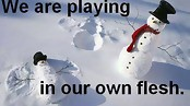 Kothachat.com Evil snowmen (mirza_roni) Tags: evil snowmen