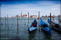 San Giorgio Maggiore - (John B Davies) Tags: ngc church gondolas venice