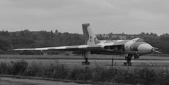 AVRO VULCAN B2 XM655 (Fleet flyer) Tags: b2 vulcan bomber warwickshire avro vbomber wellesbourne avrovulcan vulcanb2 xm655 vforce avrovulcanb2 avrovulcanb2xm655