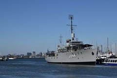 "HMAS Castlemaine (J244) 70 • <a style=""font-size:0.8em;"" href=""http://www.flickr.com/photos/81723459@N04/27421169451/"" target=""_blank"">View on Flickr</a>"