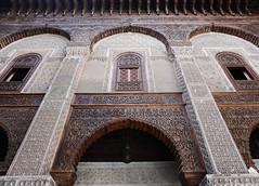 Fes El Bali Morocco-Medersa el Attarine.2-2016 (Julia Kostecka) Tags: morocco fes madrasa medersa feselbali medersaelattarine