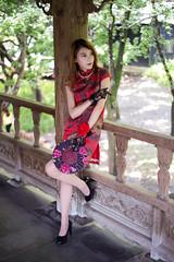 IMG_8748- (monkeyvista) Tags: show girls portrait cute sexy beautiful beauty canon asian photo women asia pretty shoot asians gorgeous models adorable images cutie full frame kawaii oriental sg glamor    6d     gilrs   flh