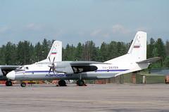 RA-26139 Antonov AN-26B Aeroflot (pslg05896) Tags: aeroflot antonov kja unkl krasnoyarsk krasair an26b yemelyanovo ra26139