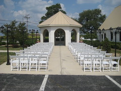 "Outdoor Ceremony at the Gazebo • <a style=""font-size:0.8em;"" href=""http://www.flickr.com/photos/79112635@N06/6935007122/"" target=""_blank"">View on Flickr</a>"