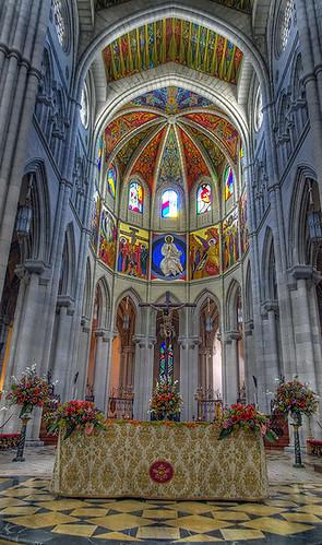Santa María la Real de la Almudena, Madrid