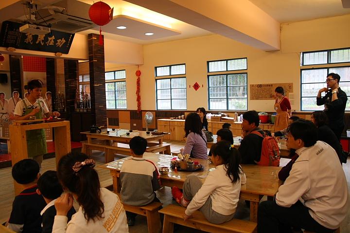 三峽茶山房肥皂文化體驗館觀光工廠0036
