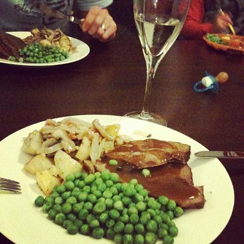 Superb dinner