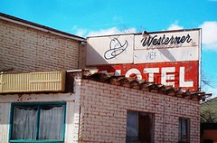 Route 66 (tk4456) Tags: arizona signs route66 66 route roadside motels