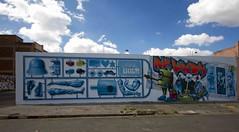 City of Gold - Whole Wall (Mr Baggins) Tags: streetart graffiti case lazoo johannesburg atom curio jozi tasso rasty mak1one 2012cityofgoldurbanartsfestival