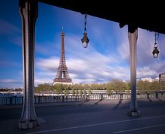 Paris (AO-photos) Tags: paris tower pose exposure tour eiffel pont longue