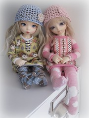 Casual girls (*alexisbears*) Tags: liberty maddison ante lewi littlefee